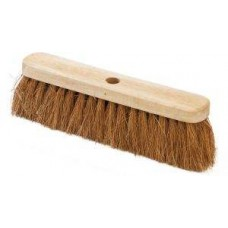 "12"" (304mm) Soft Coco Broom Head"