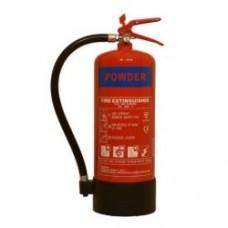 6kg dry powder extinguisher