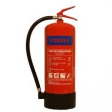 9 kg dry powder extinguisher