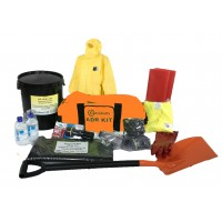 ADR Kit Bag with Disposable Chemical Suit