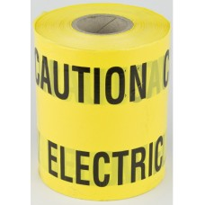 Underground Warning Tape electric cable