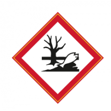 Environmentaly Hazardous Label