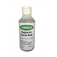 Hand Sanitiser - Alcohol 80% 250ml