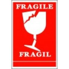 Fragile Handling Label