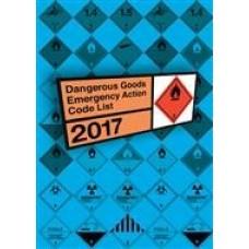 Dangerous Goods Emergency Action Code List