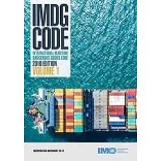 IMDG 2018 - International Maritime Dangerous Goods Code