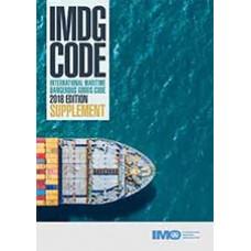 IMDG Code Supplement 2018 Edition