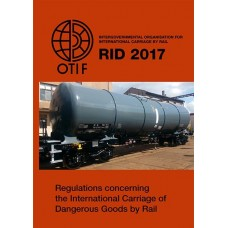 Regulations Concerning the International Carriage of Dangerous Goods by Rail (RID)