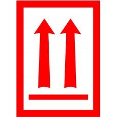 Orientation Arrow Label