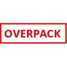 Overpack Handling Label