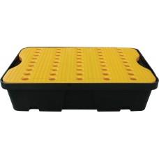 20L Drip Tray Yellow & Black