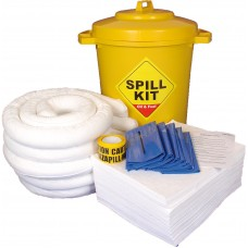 90L Oil Spill Kit + PPE and Barrier Tape