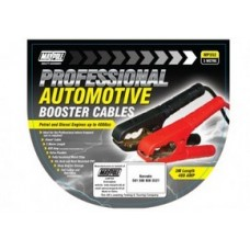Professional Automotive Booster Cables