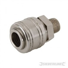 Euro Airline Male Thread Quick Coupler