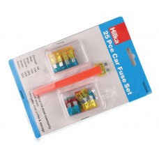 Hilka 25 pce Car Fuse Set