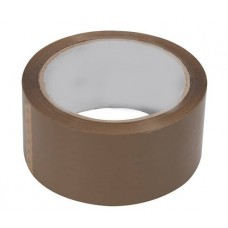 Parcel Tape brown 2 pack