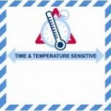 Temperature Sensitive Label