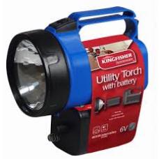 6V Torch  &Battery