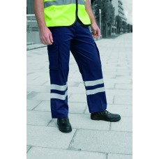 Hi Vis Trousers - Blue