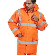 Constructor Jacket orange