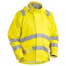 Flame Retardant Rain Jacket yellow