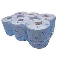Blue Centrepull Paper Rolls 2Ply