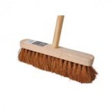 "12"" (304mm) Soft Coco Broom"