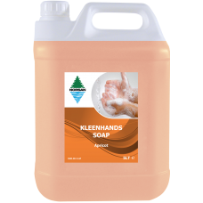 NORSAN Kleenhands Apricot Hand Wash Liquid Soap 5LT