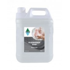 NORSAN Kleenhands Bactericidal Odourless Hand Wash Liquid Soap 5LT