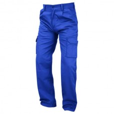 Combat Trousers royal blue