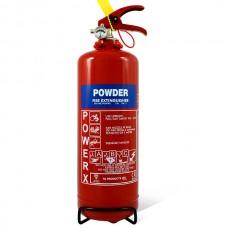 2kg dry powder extinguisher