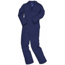 Flame Retardant Overall Navy Blue - Flametex
