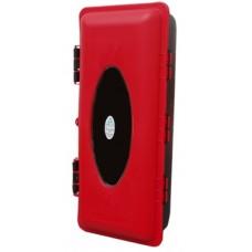 Front Loading Fire Extinguisher Case - 6Kg