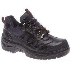 Black Safety Trainer Style Shoe
