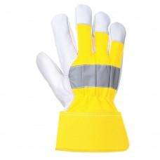 HI-VIS rigger gloves