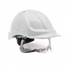Endurance Safety Helmet - PP white