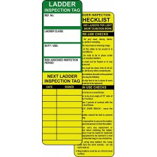 Ladder Safety Tag Kit