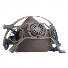 Drager half mask complete with Particulate filters