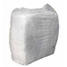 10Kg White Rags