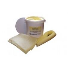 25L Chemical Spill Kit - Bucket