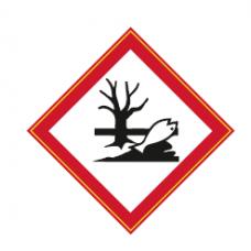Environmentaly Hazardous Label