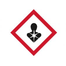 Health Hazard Label