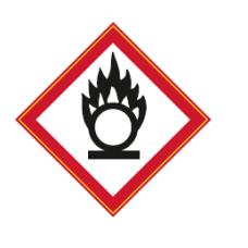 Oxidizer Label