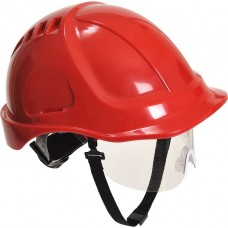 Endurance Plus Safety Helmet with Visor
