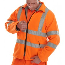 Hi-Vis Fleece orange