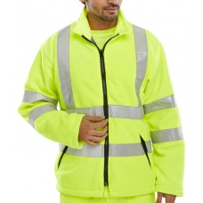 Hi-Vis Fleece yellow