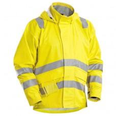 Flame Retardant Rain Jacket yellow