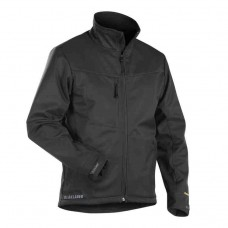 Soft-shell Jacket black (LAST IN STOCK)