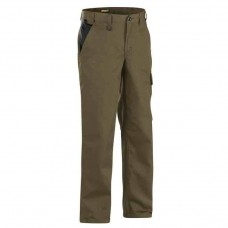 Contrast Trousers charcoal