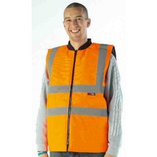 Hi-Vis Body Warmer orange